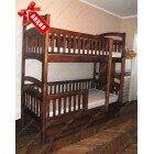 Акция! Двухэтажная кровать Карина Люкс комплект с матрасами