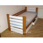 Одноcпальная детская кровать Полина