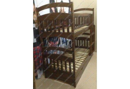 Двухъярусная кровать Карина (restyling)