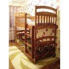 Двухъярусная кровать Карина со съемными перегородками