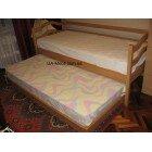 Односпальная кровать  Алина (с дополнительным спальным местом)